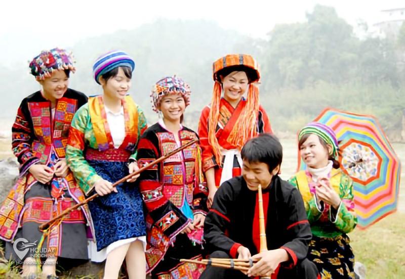 Du lịch Hà Giang về Chợ tình Khau Vai giao duyên
