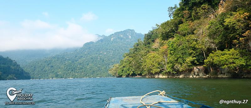 Vườn quốc gia Ba Bể - 'Bảo vật' của núi rừng Bắc Kạn