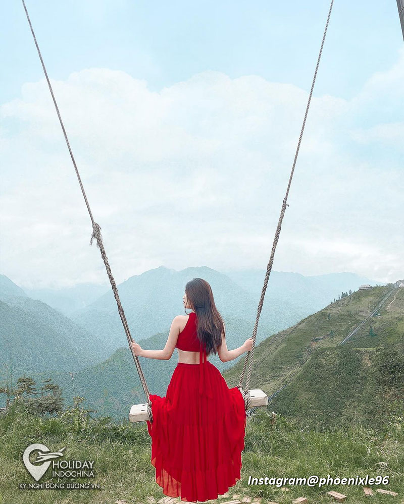Swing Sapa – Thỏa mãn đam mê 'sống ảo'