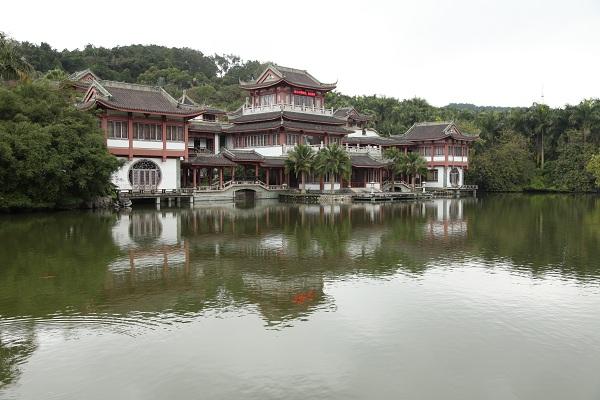 Bắc Giang – Nam Ninh – Công viên Thanh Tú Sơn